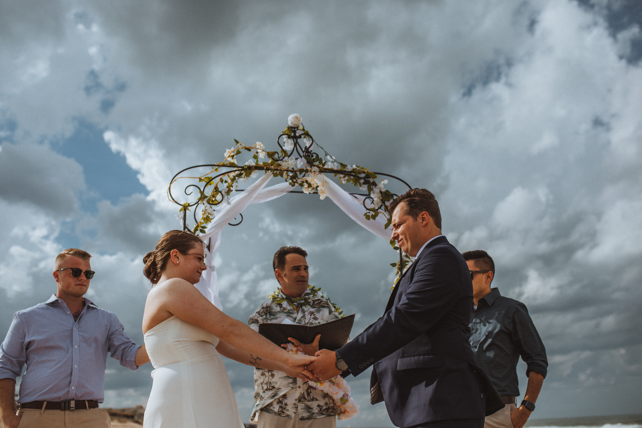 st augustine elopement photography