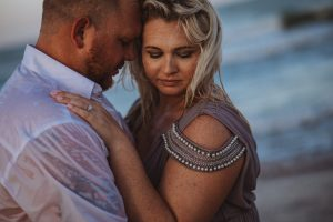 Ormond beach engagement